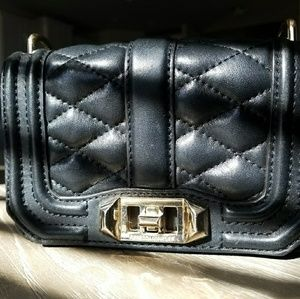 Rebecca Minkoff mini clutch/shoulder bag